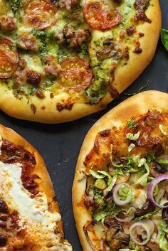 The Easiest Pizza You'll Ever Make Recipe  5 of 5 Stars, 106 Reviews | King Arthur Flour