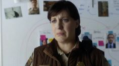 Fargo TV Show episode 8 - That's life: not everything is meant to be.  Molly has one consolation prize to look forward to: at her welcome back party, there's going to be a cake with an assault rifle on top, made of frosting!