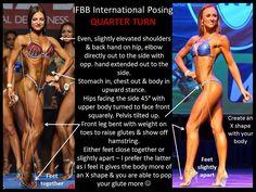 IFBB Ladies Bikini Posing with Shannon Atkinson