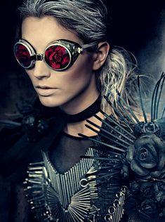 she-loves-fashion:Barbora Petrova