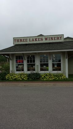 Three Lakes Winery in Three Lakes, WI