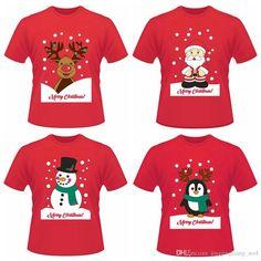 Fsahion Men Christmas Printed T-Shirt Short Sleeve Casual Tops Blouse Xmas Gifts Xmas Shirts, Christmas Shirts, Family Christmas, Christmas Humor, Ugly Christmas Sweater, Cool T Shirts, Best T Shirt Designs, Casual Tops, Printed Shirts