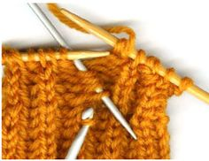 How To Correct Errors in Brioche Stitch on The Brioche Stitch at http://briochestitch.com/brioche/index.php?option=com_content&view=article&id=26&Itemid=20