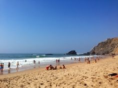 Spend The Day At Adraga Beach: Our Lunch Tips Beach Lunch, Eurotrip, Rental Apartments, Beach Trip, Portuguese, Beaches, Portugal, Places To Visit, Europe