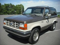 I. bronco 2 | 1989 Ford Bronco II 4WD for Sale in Fort Lawn, South Carolina ... Replaced: 1988 Festiva Replaced by: Cube