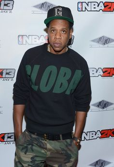 When Did He Wear it Better? Jay-Z in Acne's College Global Sweatshirt - The Fashion Bomb Blog : Celebrity Fashion, Fashion News, What To Wear, Runway Show Reviews