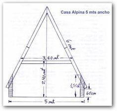 Plano de cabaña alpina                                                                                                                                                      Más