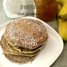 pancakes senza uovaPancakes senza uova alla banana ricetta colazione le ricette di elisir
