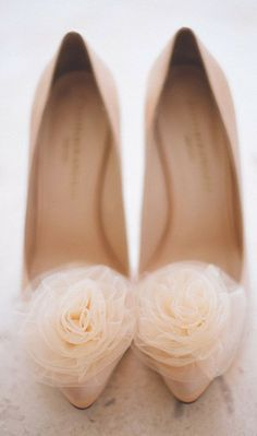 wedding shoes.