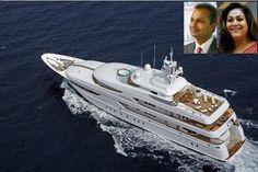 $84 million Yatch #megayacht