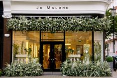 Jo Malone, Sloane Street, probably the best of the London stores.
