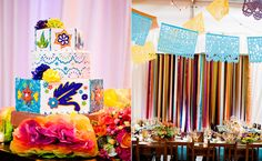 Get Your Fiesta on With This Cinco de Mayo Wedding!   TheKnot.com