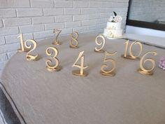 GOLD table numbers Silver table numbers Glitter numbers wedding DIY table numbers wedding do it your self by WeddingSignsBG on Etsy https://www.etsy.com/listing/466828112/gold-table-numbers-silver-table-numbers