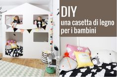 Idea of ​​original furnishings and DIY for the bedroom