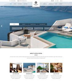 Petra - Hotel Website Templates                                                                                                                                                      More