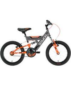 Buy Townsend Spyda 16 Inch Kids' Bike - Boys at Argos.co.uk, visit Argos.co.uk to shop online for Children's bikes, Children's bikes