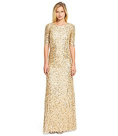 Best Golden Wedding Anniversary Dresses