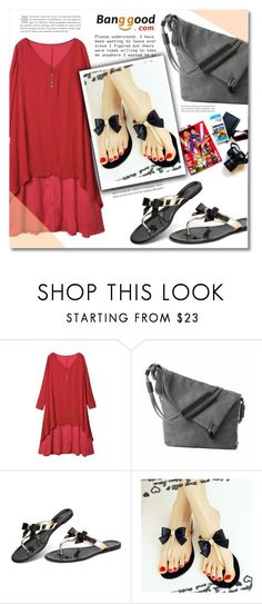 """Wishlist -banggood.com"" by dolly-valkyrie ❤ liked on Polyvore featuring BangGood"