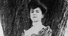 """The eldest daughter of Theodore Roosevelt was a firebrand who never shied away from the public eye. She was nicknamed """"the Second Washington Monument"""" because of her social power, which she parlayed into political influence."""