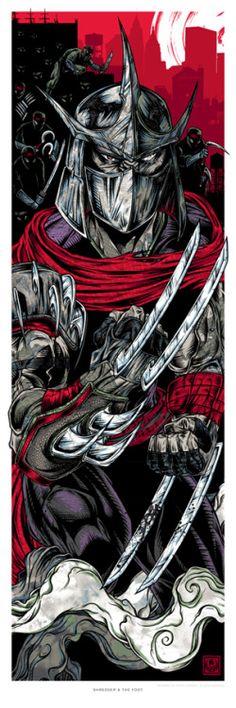 Shredder - Rhys Cooper