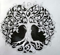 Celtic Tree Of Life By Tattoo Design Dm We maybe help incorporate my current knot into new tattoo