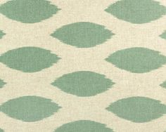 Turquoise Ikat. Comes in yellow, too, on fabric.com.