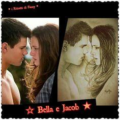 Kristen Stewart & Taylor Lautner ◆portrait◆