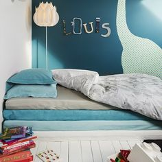 Louis Le Sec Home linen collection is a complete selection of products to make kids feel comfortable and guarantee parents the best quality and care.