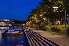 Ruoholahti Canal | Spots Helsinki, Finland, Landscapes, Country, City, Building, Paisajes, Scenery, Rural Area
