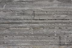 concrete with wood panel marks - Google Search