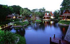 Chiva-Som,Hua Hin, Thailand