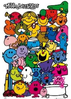 Mr Men & Little Misses