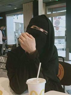 Hijab Niqab, Muslim Hijab, Mode Hijab, Hijab Dp, Arab Girls Hijab, Girl Hijab, Muslim Girls, Hijab Hipster, New Hijab