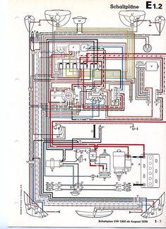 Vw Thing Wiring Diagram WIRING CENTER