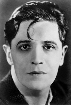 Ivor Novello - played the lodger in The Lodger - 1926