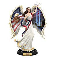 905886001 - America's Sacred Guardian Angel: 9/11 Twin Towers Tribute