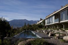 Дом-шёпот в Чили