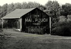 Mail Pouch barn, Limestone, PA - Clarion County.