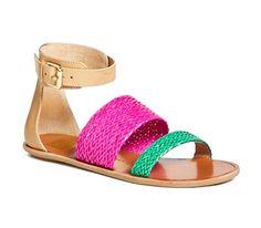 DV by Dolce Vita Viera Ankle Strap Sandal