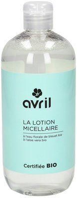 Avril Loción Limpiadora - 500 ml