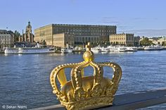 The Royal Castle, Stockholm, Sweden.  sakuva.kuvat.fi