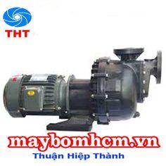 Máy bơm hóa chất mini tự hút đầu nhựa NTP USP240-11.5 20 2HP
