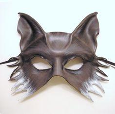 wolf mask masquerade
