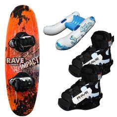 RAVE Wakeboard Starter Package [02401]