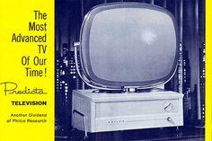 Philco Predicta TV (1958)