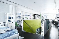 Our Spring collection installed at our Marylebone High street store