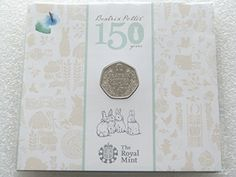 150th Anniversary of Beatrix Potter 2016 UK 50p BU Coin R... https://www.amazon.co.uk/dp/B01ALWR6MQ/ref=cm_sw_r_pi_dp_x_yxKgybENKJ46D