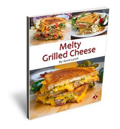 Melty Grilled Cheese eCookbook