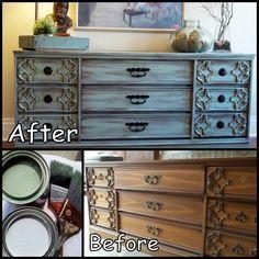 Best of the Best – Dresser Makeovers – DIY Home Decor