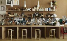 The loft of Harri and Astrid in Weil am Rhein, Germany, is the perfect fusion of their Finnish and German heritage: easy, understated and practical. A musician and set designer, respectively, they've blended their passions harmoniously, building a spac...